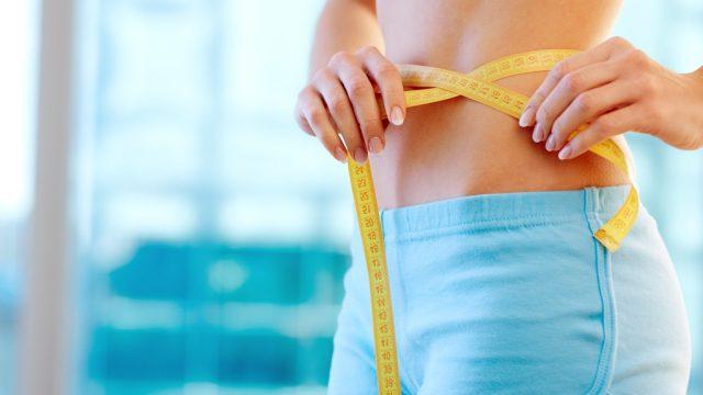 belly fat loss woman