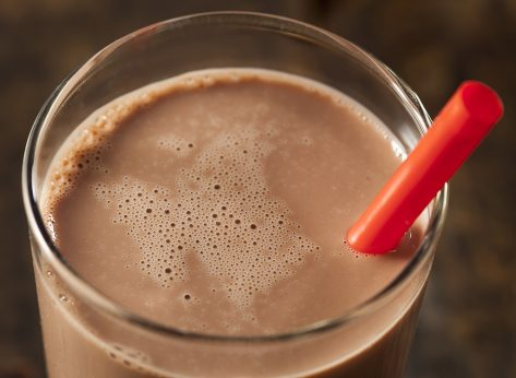 How to Burn Fat with Chocolate Milk