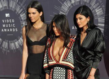 Kendall Jenner Kim Kardashian Khloe Kardashian