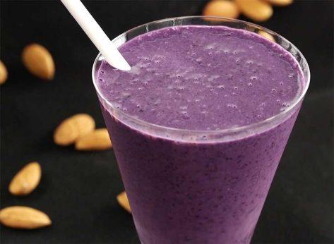 Blueberry Dazzler Smoothie