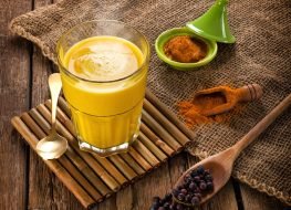 Golden Milk: Why You Should Be Drinking