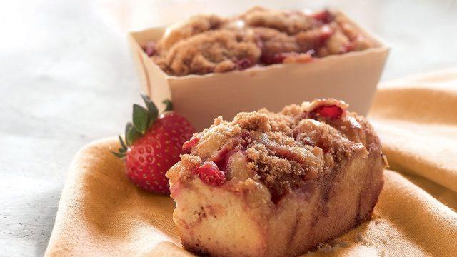 Strawberry mini cake lose weight panera.jpg
