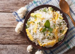 20 Cauliflower Rice Recipes for Carb-Cutters