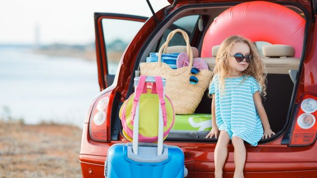 Beach vacation car girl.jpg