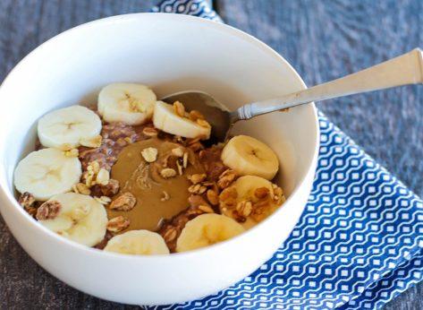 17 Peanut Butter Overnight Oats Recipes