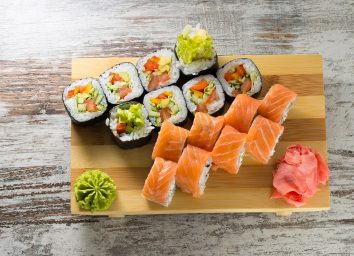 The Best and Worst Sushi Rolls for Weight Loss