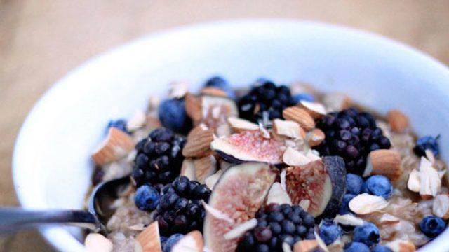Breakfast quinoa bowls thefirstmess.jpg