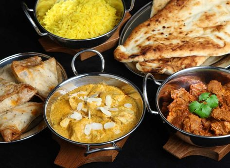 The #1 Healthiest Indian Food to Order, Says Dietitian