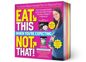 Eat This, Not That! When You're Expecting book