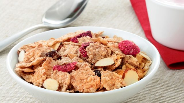 Cereal strawberries almonds nuts.jpg
