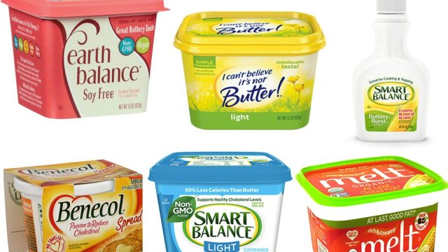 Butter replacements