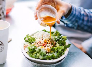 chipotle salad as one of the unhealthiest restaurant salads