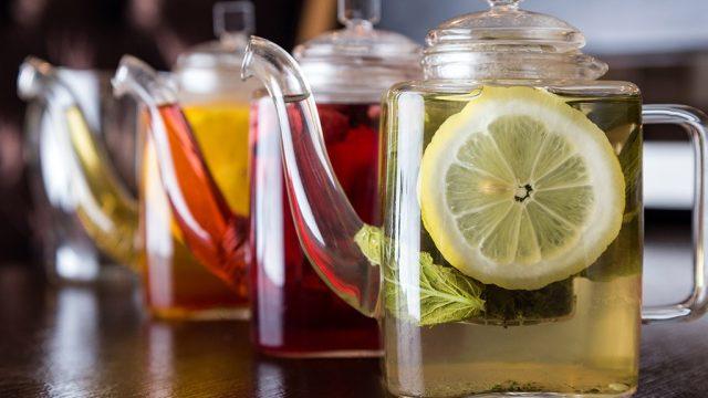 Various teas steeping.jpg
