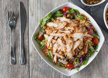 Chick fil a grilled southwest salad