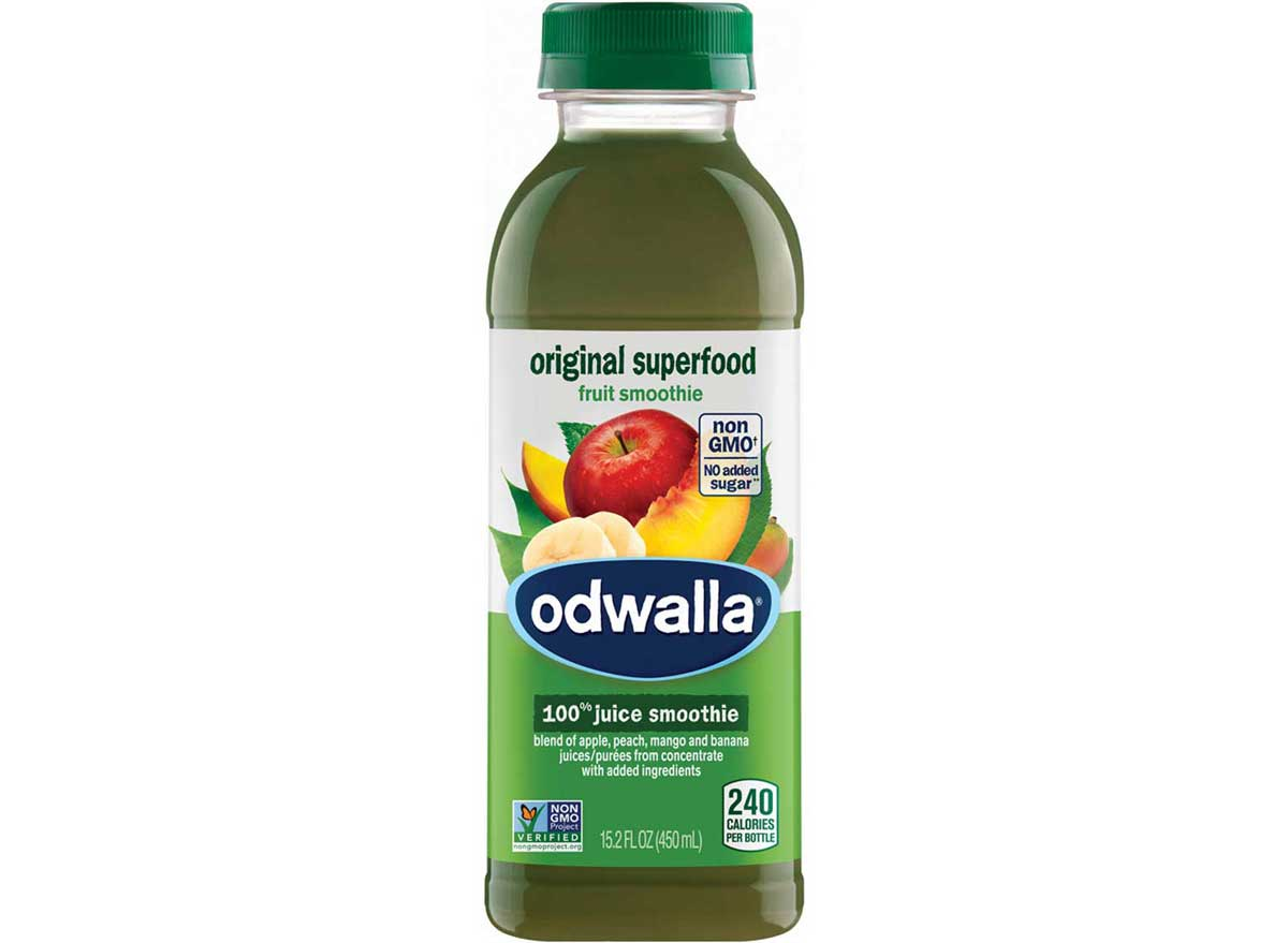Odwalla's Original Superfood Fruit Smoothie