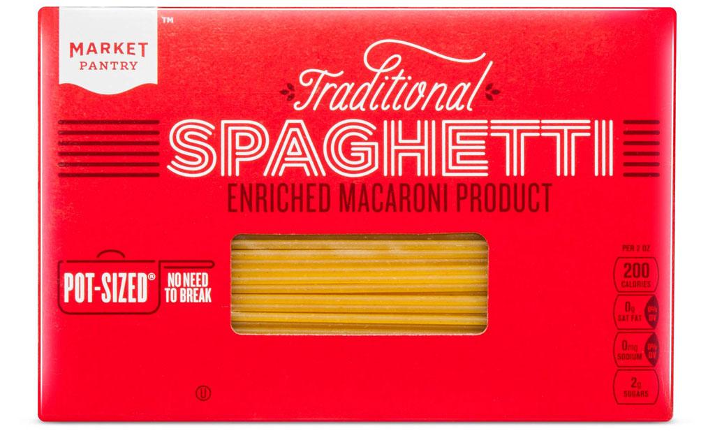 Market Pantry Pot Sized Spaghetti