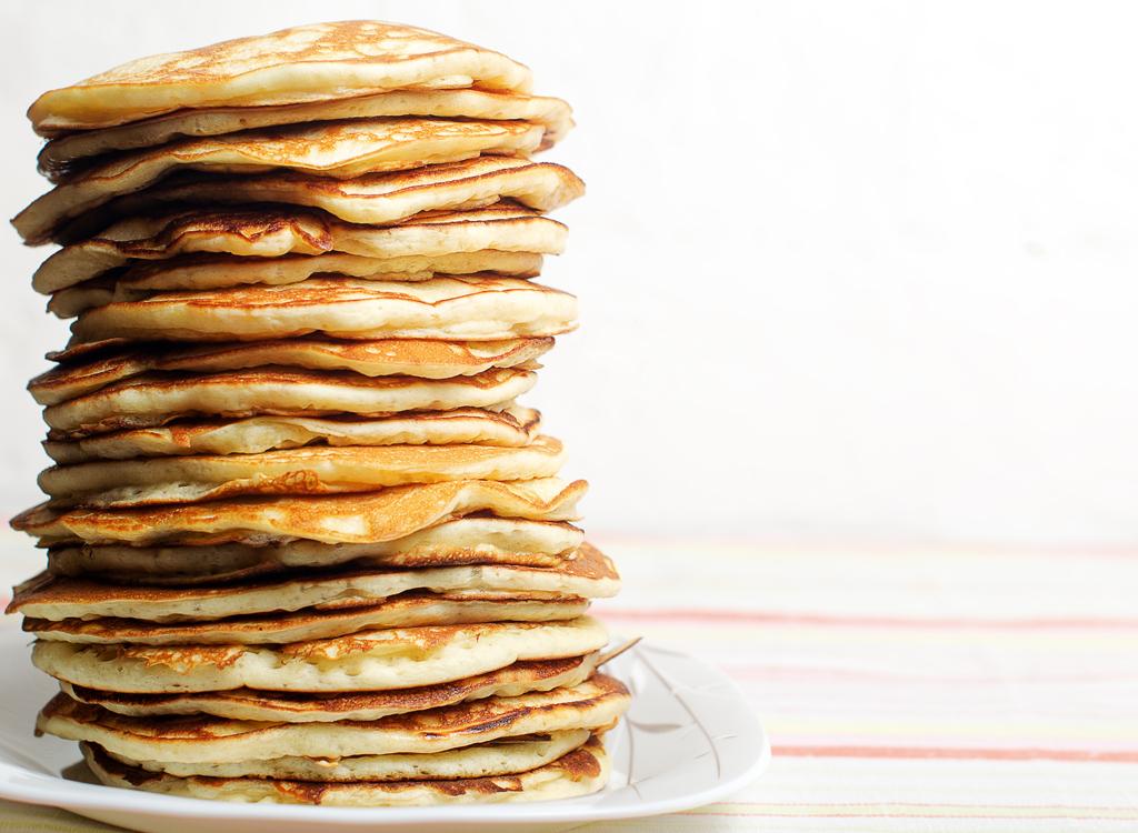 tall stack pancakes