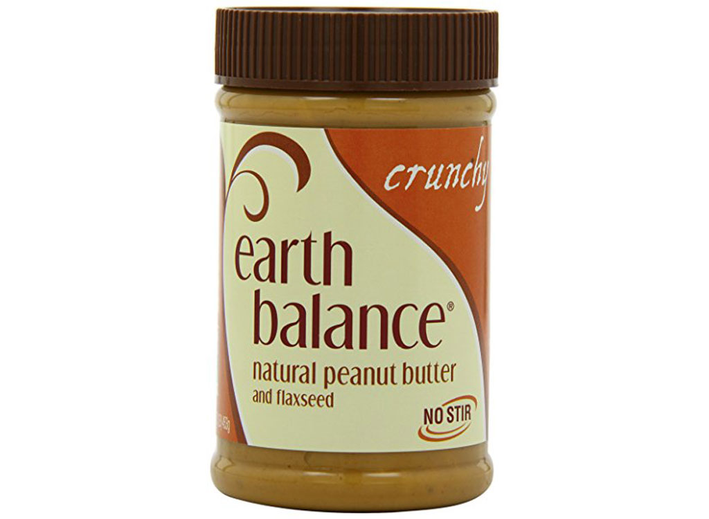 Earth Balance natural peanut butter