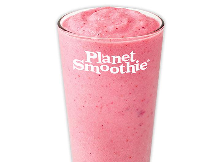 Planet smoothie pbj
