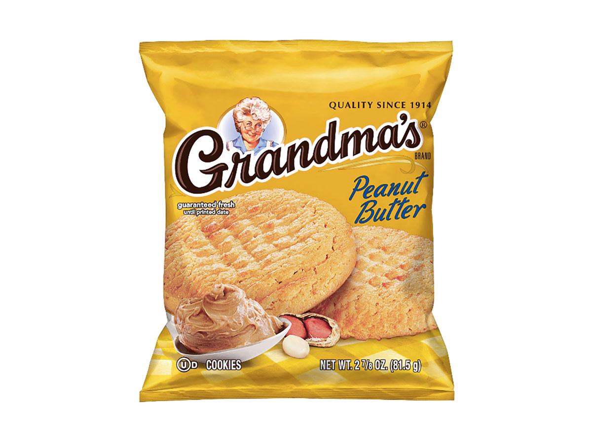 grandmas peanut butter cookies