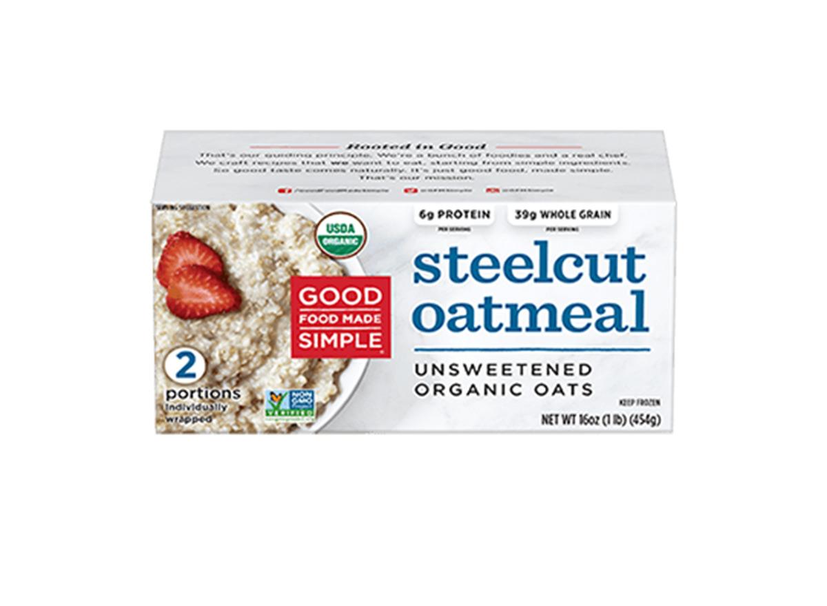 good food made simple steelcut oats