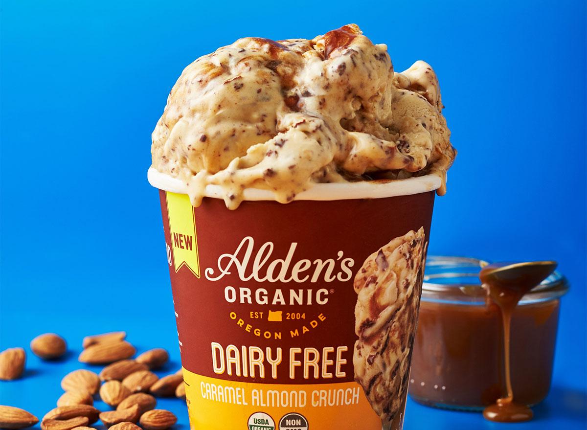 aldens organic dairy free ice cream