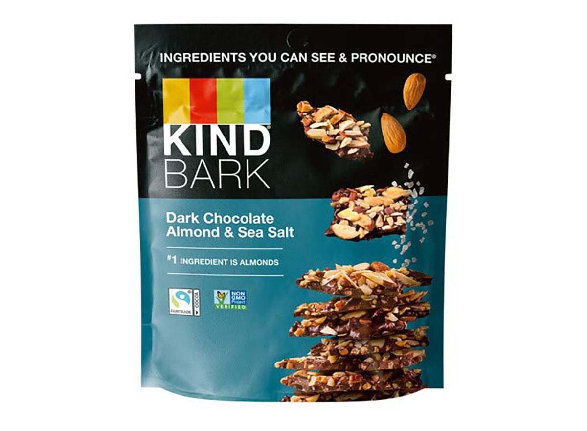 bag of kind dark chocolate bark