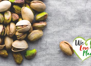 plant based pistachios