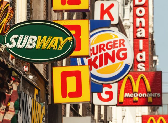 100 Shocking Facts About Fast Food You Never Knew