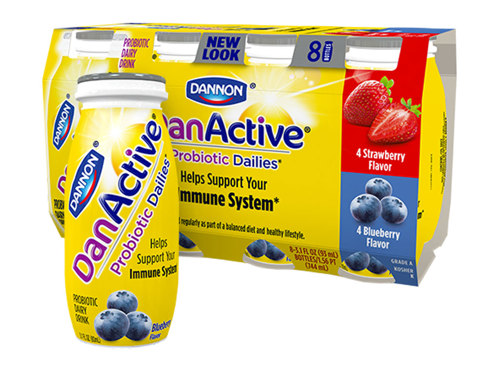 Dannon danactive probiotic drink