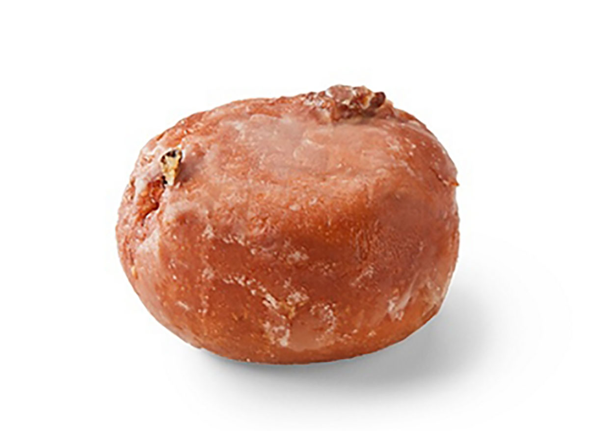 mcdonalds canada apple fritter donut