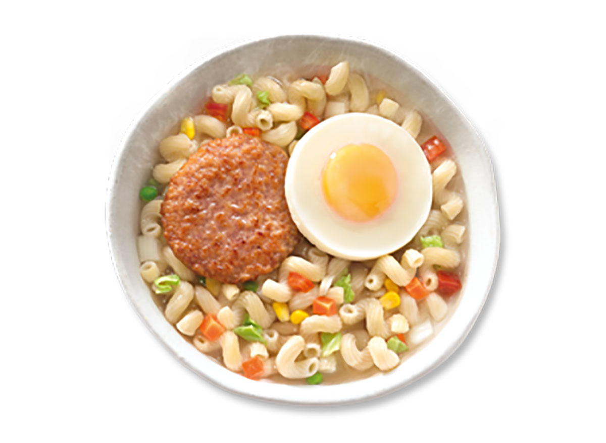 mcdonalds ham and egg twisty pasta hong kong breakfast menu