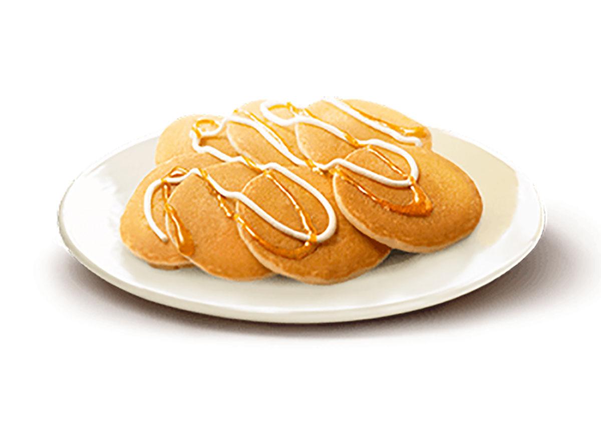 mcdonalds japan petit pancakes