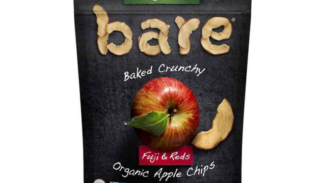 Bare Baked Crunchy Organic Apple Chips