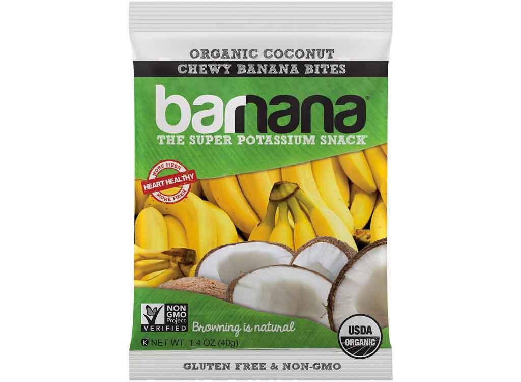 Barnana Organic Coconut Chewy Banana Bites