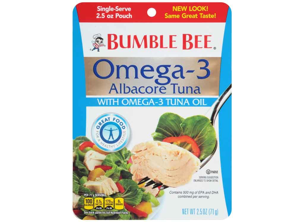 Bumble Bee Omega-3 Albacore Tuna Pouch