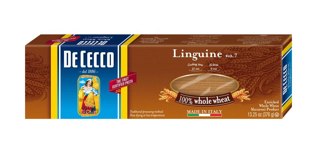 De Cecco Whole Wheat Linguine