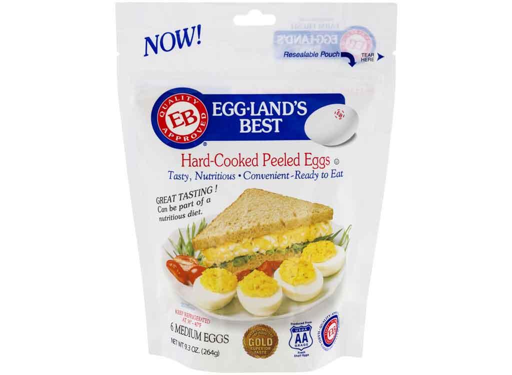 Eggland's Best Hard-Cooked Peeled Eggs