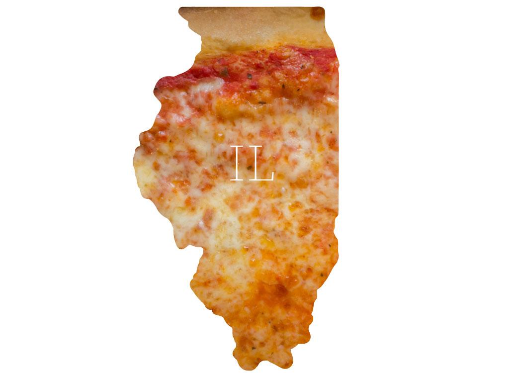 Illinois cheese pizza