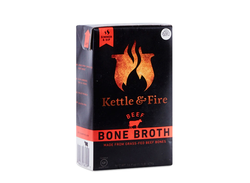 kettle fire beef bone broth