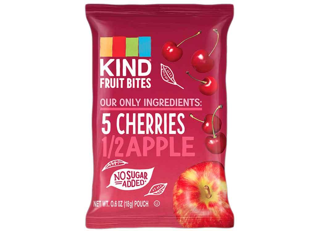 KIND Cherry Apple Fruit Bites