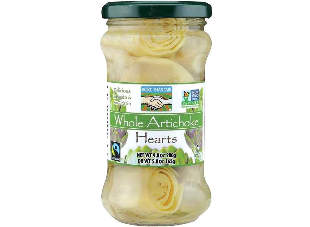 More Than Fair Whole Artichoke Hearts