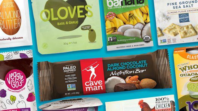 Paleo snacks ld