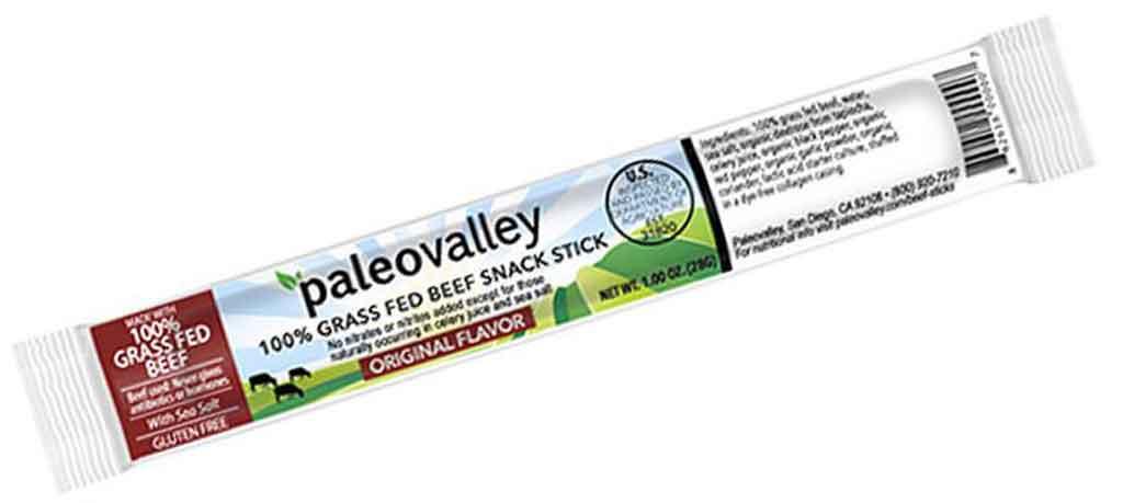 Paleo Valley Beef Sticks