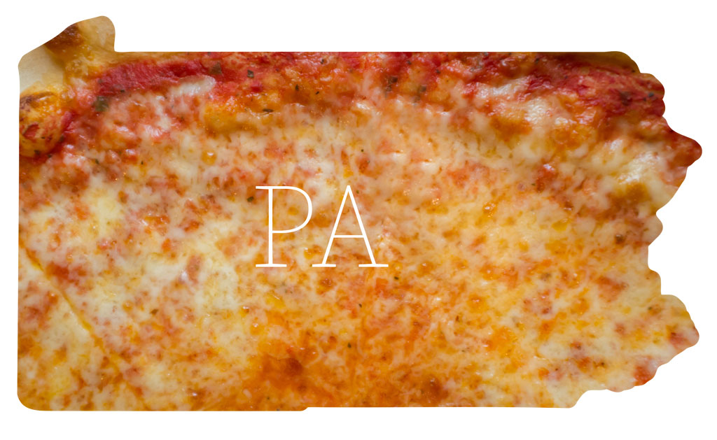Pennsylvania cheese pizza