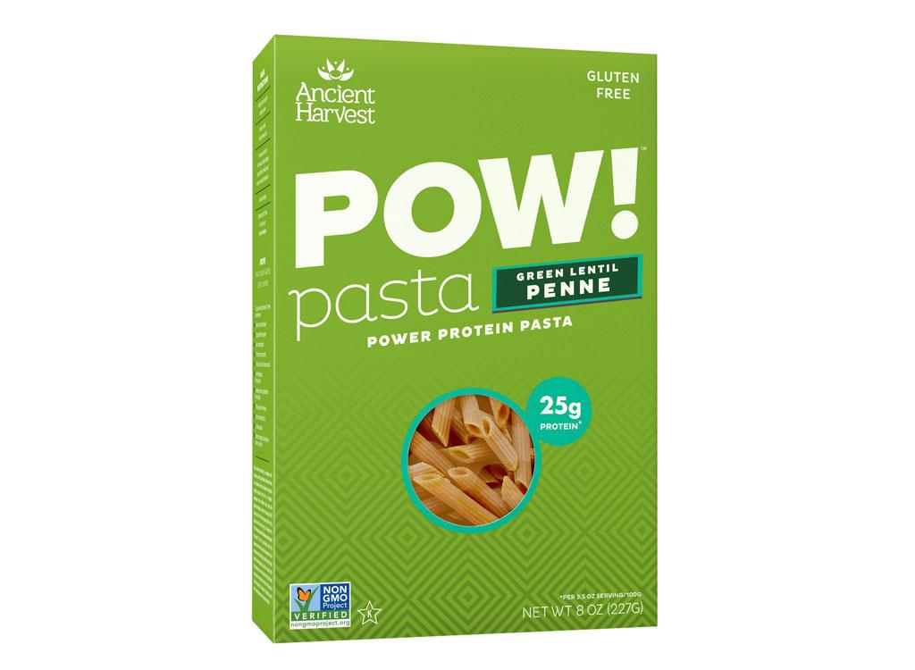 Ancient Harvest Pow Green Lentil Penne Pasta