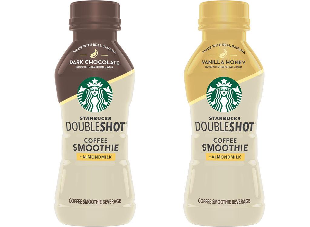 Starbucks new doubleshot flavors