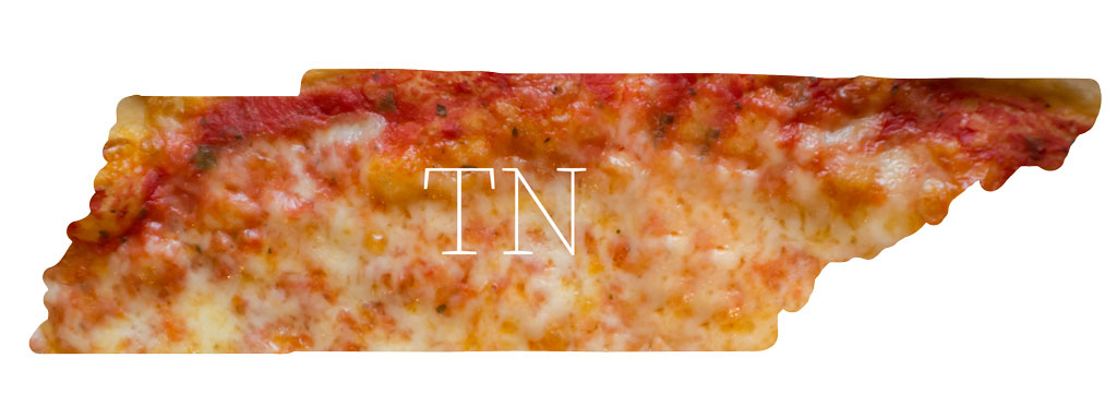 Tennessee cheese pizza