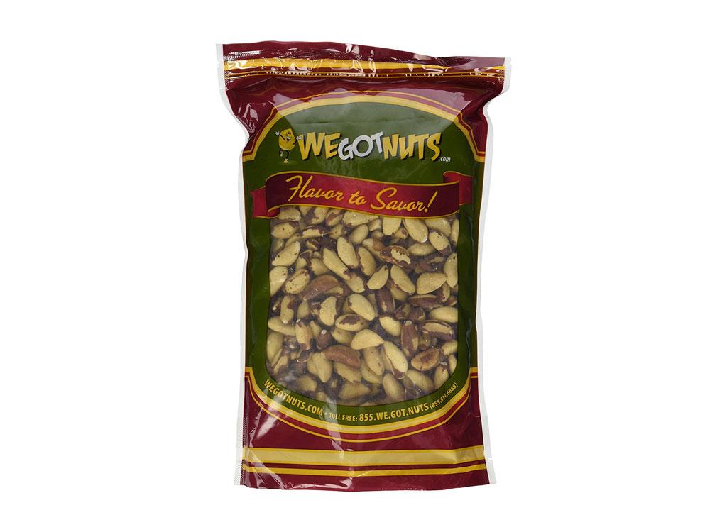 We Got Nuts Brazil Nuts