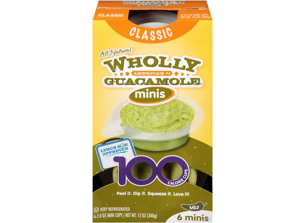 Wholly Guacamole Minis 6 Pack